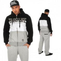 Trening barbati - Trening hip hop Thug Life gri