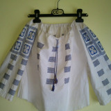 tesatura textila - Costum popular din zona Moldovei
