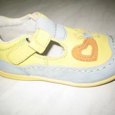 Pantofi fetite WINK;cod GSL360-4(galben cu albastru)-3(verde cu albastru - Sandale copii Wink, Fete
