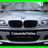 KIT INELE ANGEL EYES CU 66 LED - SMD BMW E36, E38, E39, E46 - CULOARE ALB XENON 6000K -------- OFERTA ---CADOU ODORIZANT STICLUTA---