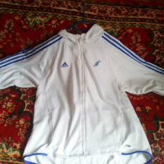 Trening original adidas D. Beckam climacool - Trening barbati Adidas, Marime: XL, Culoare: Alb