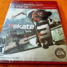 Jocuri PS3 Ea Games, Sporturi, 12+, Single player - Joc Skate 3, PS3, original si sigilat, 79.99 lei(gamestore)!
