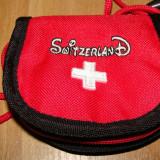 MINI ETUI / PORTOFEL mini borseta - SWITZERLAND