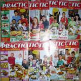 REVISTA PRACTIC IN BUCATARIE. NR. 12 / 1 2008 / 2009, 2 - 10, 12, AN APARITIE 2009