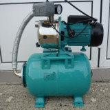 Hidrofor OMNIGENA JY 1000. Corp inox, vas 24L, motor 1.1 KW, Cu turatie fixa pentru ridicarea presiunii