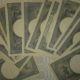 15 Bancnote UNA MIE LEI din 10 semptebrie 1941