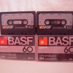 Vand caseta audio BASF-Chromdioxid 60, originale, raritate!