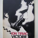 Carte hobby - Ion Tiriac - Victorie cu orice pret