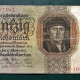 Bancnota Straine - Germania 50 Marci 1924 Rara!