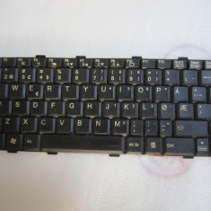 TASTATURA FUJITSU LIFEBOOK Q SERIES - Tastatura laptop Fujitsu Siemens