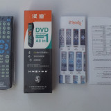 Telecomanda universala pentru DVD