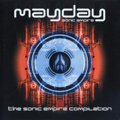 Mayday - The Sonic Empire Compilation dublu cd, tracklist - Muzica House