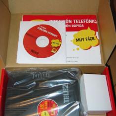 TELE2 Router Alta Wifi / ADSL TECOM ADSL2+IAD (H.323), Port USB, Porturi LAN: 1, Porturi WAN: 2
