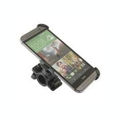 Suport telefon bicicleta - Suport moto bicicleta sau motocicleta HTC ONE 2 M8 + folie protectie ecran