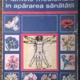 Carte - Farm. Corneliu Constantinescu - Plantele medicinale in apararea sanatatii - Carte tratamente naturiste