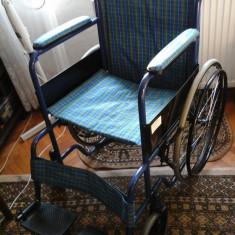 Scaun cu rotile - Carucior persoane handicap