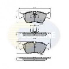 Placute frana BMW 3 limuzina 316 i - COMLINE CBP01023