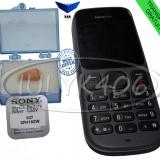 Telefon Modificat + Casca Japoneza cu microcasca culoarea pieli casti bac sistem
