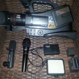 Vand camera video Panasonic HDC-MDH1 + accesorii de 500 euro, Card Memorie, peste 12 Mpx, MOS, 20-30x, 2 - 3