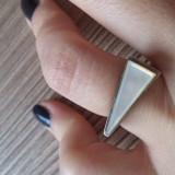 Inel Argint 925 cu sidef