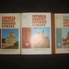 MIRCEA PACURARIU - ISTORIA BISERICII ORTODOXE ROMANE - Carti ortodoxe