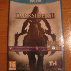 Jocuri WII U, Actiune, 16+, Single player - JOC WII U DARKSIDERS 2 SIGILAT ORIGINAL / STOC REAL in Bucuresti / by DARK WADDER