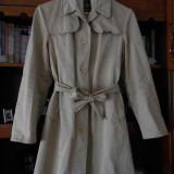 Palton dama - Palton bej