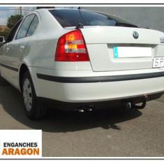 Carlig remorcare auto Skoda Octavia 2, OCTAVIA (1Z3) - [2004 - 2012]