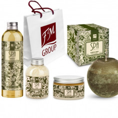 Set cadou SPA-PATCHOULI - Relax & tone