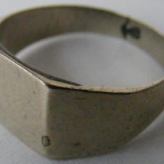 Inel argint - Inel vechi din argint (74) - de colectie