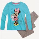 Pijama fete 2-8 ani - Minnie 96362 - albastru