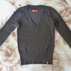Bluza EDC by Esprit; marime XS: 39 cm bust, 34 cm lungime pana la baza V-ului etc - Bluza dama Esprit, Culoare: Din imagine