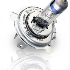 Bec Philips X-treme Power H7 - rulat 8000 km, Becuri auto H7