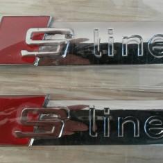 Emblema metalica aripa audi S-Line