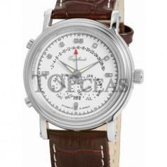 Ceas de lux Engelhardt Marcus Diamond Steel White, original, nou, cu factura si garantie! - Ceas barbatesc Engelhardt, Mecanic-Automatic