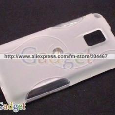 Husa silicon LG Optimus 2X P990/P993 + expediere gratuita Posta - sell by PHONICA