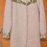 Palton Lou Lou Boutique - Palton dama, Marime: 38, Culoare: Rose, Rose