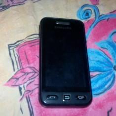 Samsung s 5230 - Telefon mobil Samsung Star S5230, Negru, Neblocat