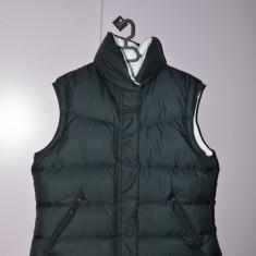 Vesta Barbati Nike, Marime: XL, Culoare: Negru, Poliester