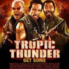 Tropic Thunder Film DVD Original Engleza - Film actiune
