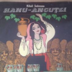 DISC VINIL VINYL HANU-ANCUTEI MIHAIL SADOVEANU - Muzica pentru copii