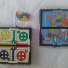 Lot 2 jocuri chinezesti cu piese magnetice, perioada anilor '80. - Joc colectie
