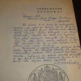 Indrumator Pastoral - 1983 - dedicatie si autograf Episcopul Emilian al Alba Iuliei