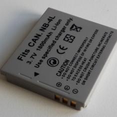 Baterie Aparat foto - Baterie compatibila NB-4L Canon 1800mAh + expediere gratuita cu Posta