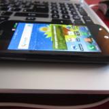 LG Optimus Sol E730 cu ecran UltraAMOLED - Telefon LG, Gri