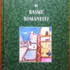 POVESTI SI BASME ROMANESTI - Reader's Digest - Carte Basme
