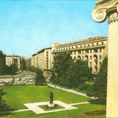 Carti Postale Romania dupa 1918, Necirculata, Fotografie - CPI (B4168) BUCURESTI. PIATA