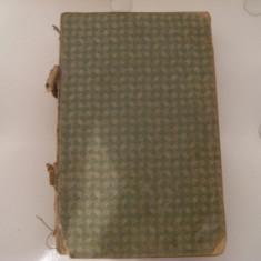 Carte foarte veche bisericeasca, Antologhion sau Flori Alese Bisericesti, Caransebes 1936, intocmit de Constantin Vladu, raritate, de colectie ! - Carte de rugaciuni