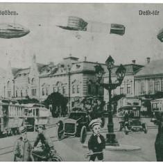 Carti Postale Romania 1904-1918, Necirculata, Printata - IPV 561 SATU MARE