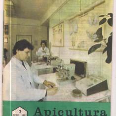 Revista/Ziar - 5A(000) revista-APICULTURA IN ROMANIA februarie 1989